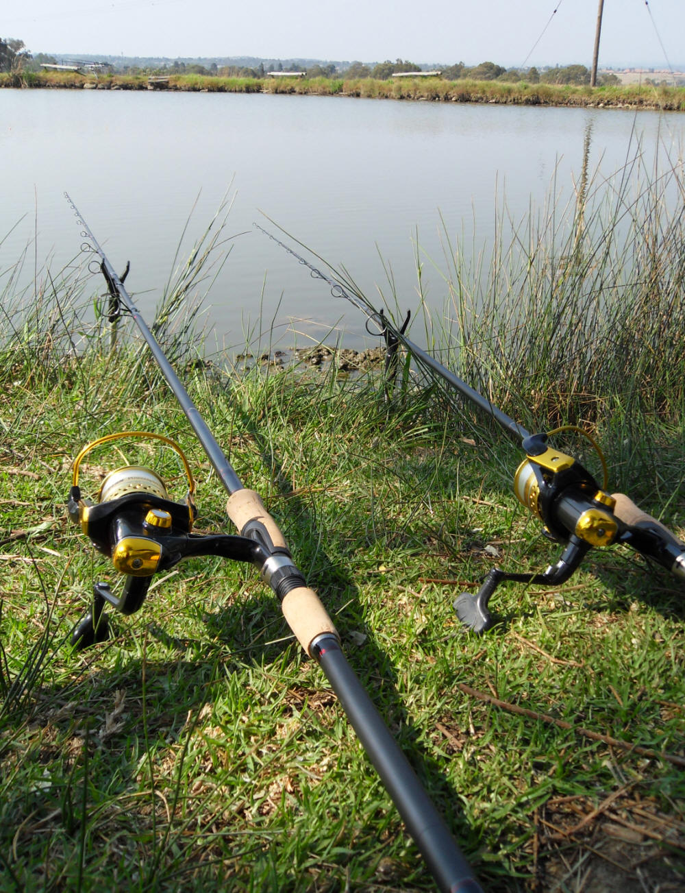 south african fishing & angling reports, stories & articles, Reel Combo