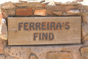 Ferreira's Find Millstream South Africa