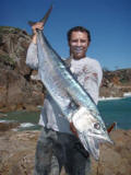 King Mackerel Caught On Halco Max Lure