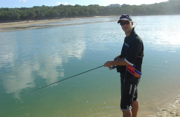 Lure angling tips for saltwater fish species in south africa for Best lures for river fishing