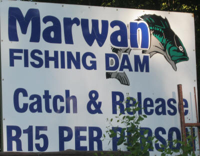 Marwan Fishing Dam - Kempton Park Quarry
